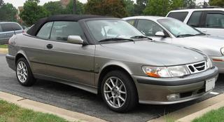 Saab 9-3 og Convertible 1998-2002